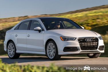 Insurance quote for Audi A3 in Toledo