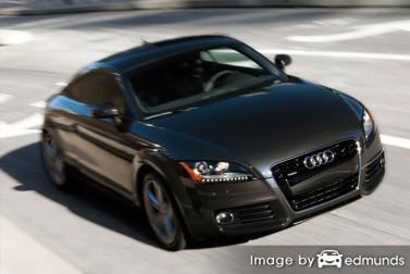 Insurance quote for Audi TT in Toledo
