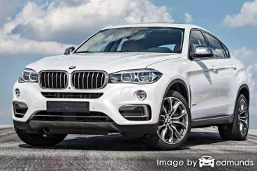 Insurance for BMW X6