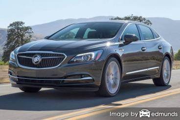 Insurance for Buick LaCrosse