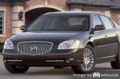 Insurance rates Buick Lucerne in Toledo