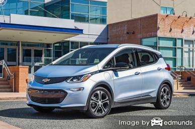 Insurance for Chevy Bolt EV