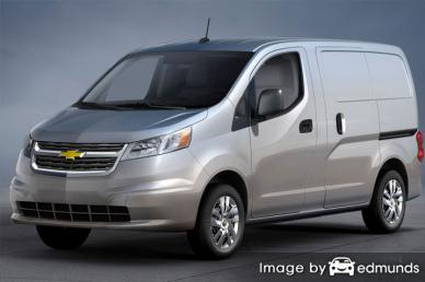 Discount Chevy City Express insurance