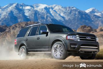 Insurance quote for Ford Expedition in Toledo