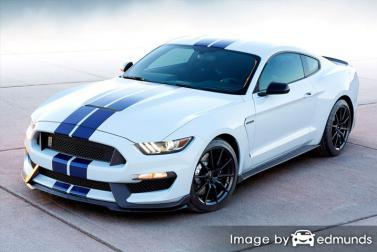 Insurance quote for Ford Shelby GT350 in Toledo
