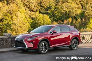Insurance quote for Lexus RX 450h in Toledo