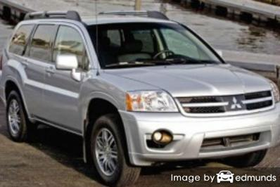 Insurance quote for Mitsubishi Endeavor in Toledo