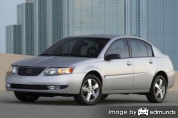 Insurance quote for Saturn Ion in Toledo