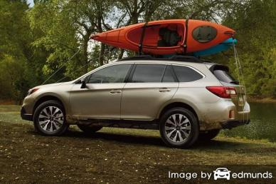 Insurance quote for Subaru Outback in Toledo