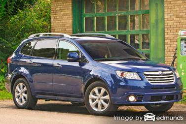 Insurance rates Subaru Tribeca in Toledo