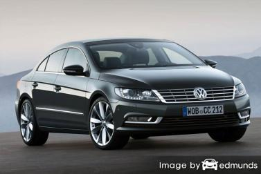 Insurance for Volkswagen CC