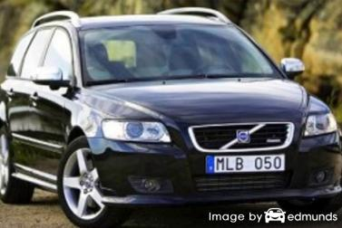 Insurance quote for Volvo V50 in Toledo