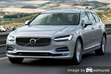 Insurance rates Volvo V90 in Toledo